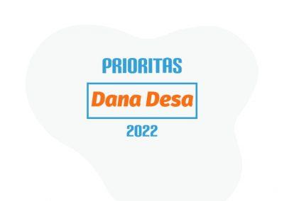 Tiga Prioritas Penggunaan Dana Desa 2022